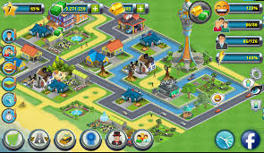 Play Home Design Story On Pc City Island 2 Building Story Sim Town Builder Android Apps On