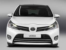 latest toyota cars 2016 new price release 2015 toyota verso review front view model top