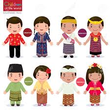 philippines traditional clothing for kids kids in traditional costume singapore malaysia timor leste