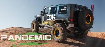 Jeep Led Lights Pandemic Led Tail Light Conversion Kit Flush Mount 4