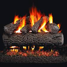 best gas logs for vented and ventless fireplaces