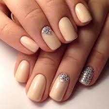 cream color nails the best images bestartnails com