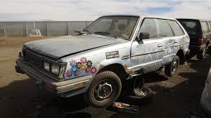 subaru minivan junked 1984 subaru gl 4wd photo gallery autoblog