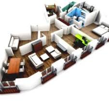 3d Home Design Rendering Software Home Design D House Designs And Floor Plans Botilight 3d Home