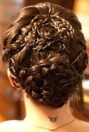 unique complicated hairstyles for medium hair non complicated