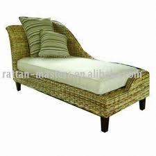 rattan lounge sofa modern fashion ra606 rattan chaise lounge sofa bed