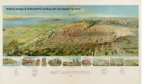 Salt Lake City Map Welcome To Historynyc Historical Maps Poster Books And Custom