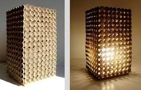 home decor made from recycled materials eco l made from recycled cardboard is a perfect addition for
