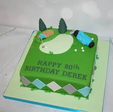 themed cakes square golf themed cake