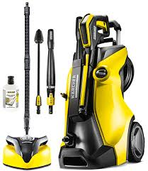 T Racer Patio Cleaner by Karcher K7 Premium Full Control Home Pressure Washer Yellow