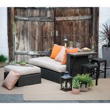 Agio Wicker Patio Furniture - belham living kolea bay entertainment party bar set by agio