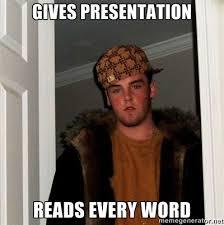 Personal Meme - presentation memes big fish presentations
