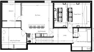 basement plans basement layout plans ideas and photos madlonsbigbear
