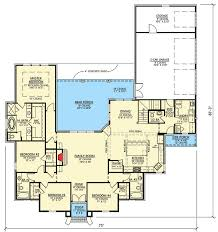 southern home floor plans four bed southern home plan with optional bonus room 56412sm