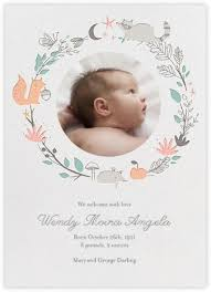 baby announcement card best 25 ba announcement cards ideas on