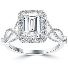 vintage emerald cut engagement rings emerald cut engagement rings vintage 25 emerald cut wedding rings