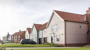 new homes rose builders