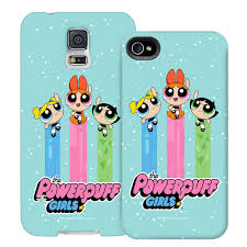 the powerpuff girls phone case for iphone and galaxy