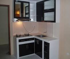 kitchen set minimalis untuk dapur kecil ukuran 2x3 3x3 3x4 4x4meter