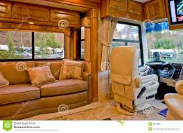 motor home interior royalty free stock image image 4673826