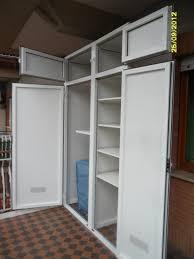 armadio da esterno in alluminio foto armadi esterni in alluminio di infissi 2000 247974