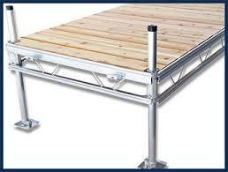 Aluminum Bed Frame Aluminum Lake Truss Dock Bestmade Docks
