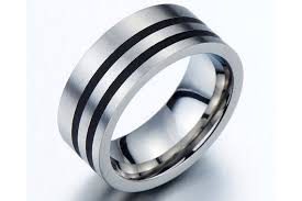 Anniversary Gifts For Men Engagement - mens wedding ring promise for him anniversary gift men 28980