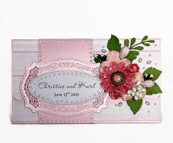 Shabby Chic Wedding Gifts by Shabby Elegant Wedding Gift Card Holder Personalized Cottage Chic