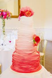 ombre cake weddingbee