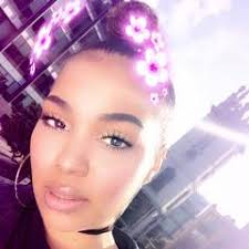 queen brooklyn hairline damien armon respond to queen naija from chris and queen