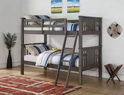 Discovery Furniture Youth Bedroom Mason Twin Over Twin Bunk Bed - Joseph bunk bed