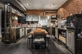cuisine de caractere photothèque 51 cuisines industrielles pleines de caractère