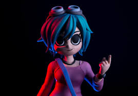 Ramona Flowers Bag - ramona flowers collectible figure is now available for pre order
