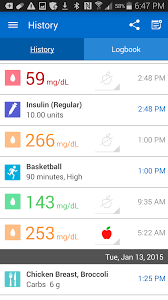 what do different colors mean what do the different colored blood glucose readings mean