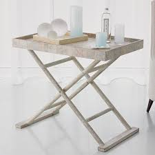 Driftwood Sofa Table by Studio A Driftwood Butler U0027s Tray Table Candelabra Inc