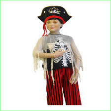 Boys Skeleton Halloween Costume Pirate Skeleton Kids Costume Halloween Costumes Buy Kids Toys