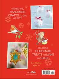 my first christmas craft book book by cico kidz official