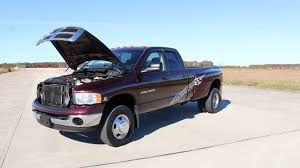 review of 2004 dodge ram 3500 crew 4x4 dually diesel cummins 5 9l