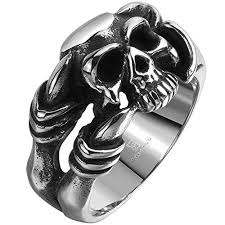 men rock rings images Punk rock rings jpg