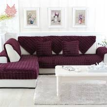Plush Sofa Cover Popular Pink Sofa Cover Buy Cheap Pink Sofa Cover Lots From China