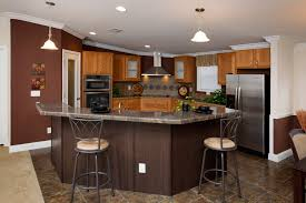 affordable modern natural design of the manufactured homes for