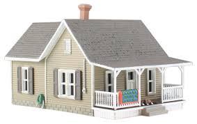 granny houses scenics br5027 granny s house ho scale