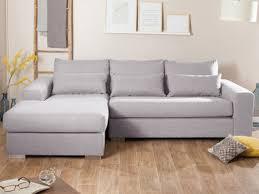 canapé tissu d angle canapé d angle fixe tissus le canape confortable et facile d