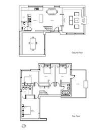 famous television show home floor plans residence of ellie and