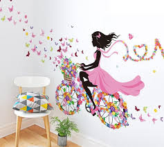 old passenger new listing wall stickers butterfly stylish