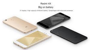Xiaomi Redmi 4x Xiaomi Redmi 4x 5 0 Inch 2gb Ram 16gb Rom Snapdragon 435 Octa