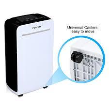 deshumidificateur silencieux pour chambre finether 12l d déshumidificateur d air intelligent de contrôle num