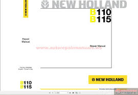 keygen autorepairmanuals ws new holland backhoeloader b110 b115