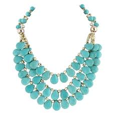 turquoise coloured necklace images Turquoise colored necklace images jpg