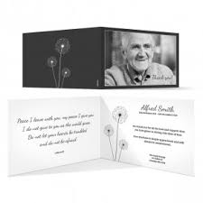 funeral cards personalised funeral cards